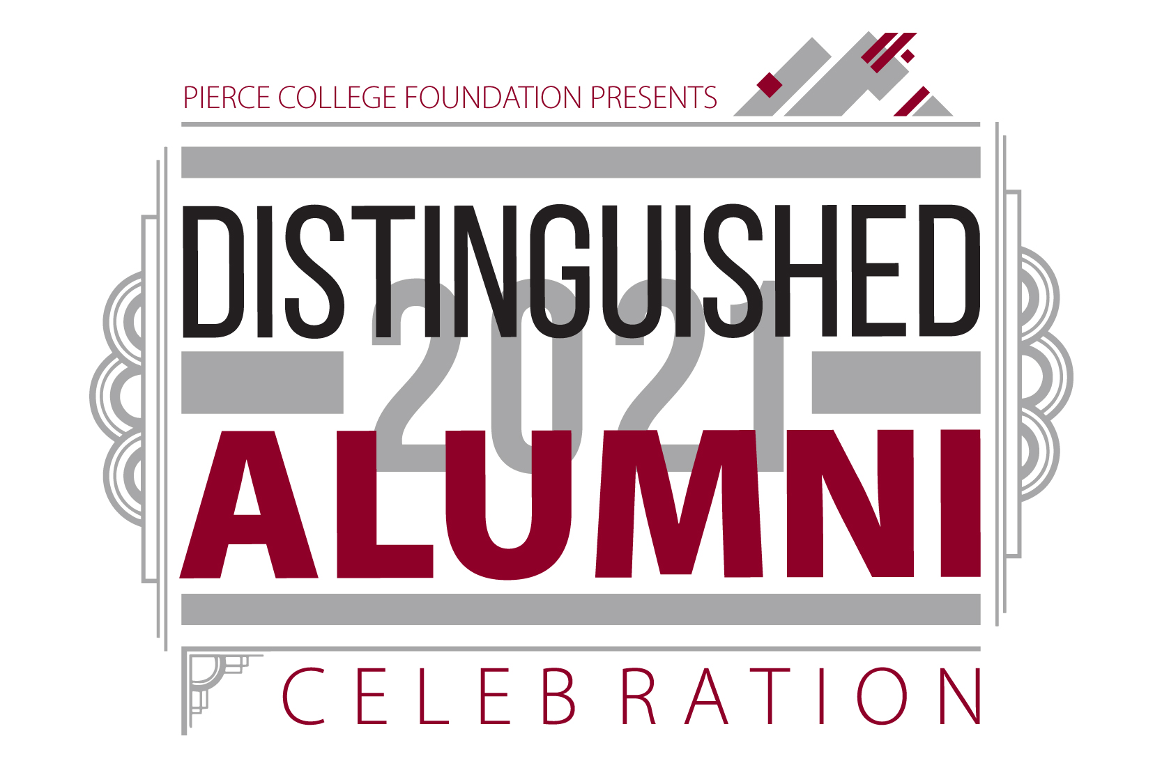 2021 Distinguished Alumni graphic