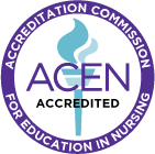 Accreditation Commission for Education in Nursing ACEN logo