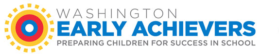 washington early achievers logo