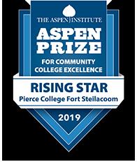 aspen award rising star 2019 logo