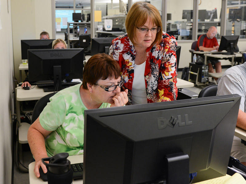 New Information Technology Programs Train Students For Jobs In