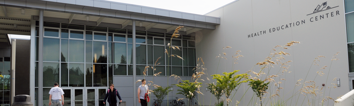 health education center building on fort steilacoom campus