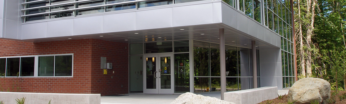 health education center building on puyallup campus