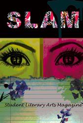 student literary arts magazine artistic cover