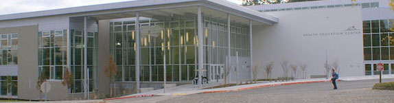 fort steilacoom health education center building