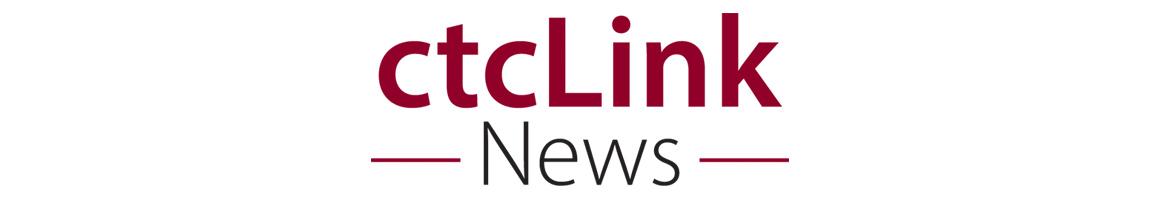 ctcLink News