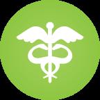 healthcare pathway icon
