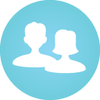social pathway icon