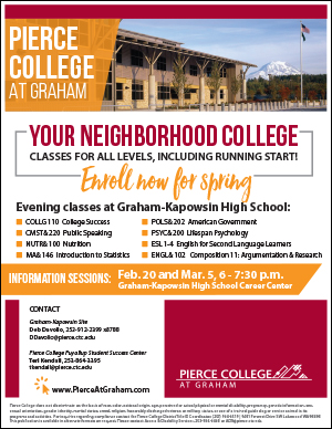 Marketing Print Sample - Graham Program Flyer