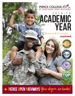 Marketing Print Sample - JBLM Bulletin Cover