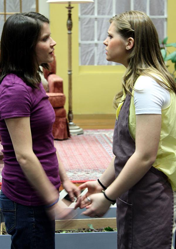 Miss Hannah Comes Back (2010)