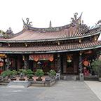 temple in taipei taiwan