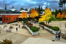 Pierce College Puyallup campus