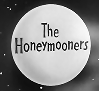 logo for honeymooners television show